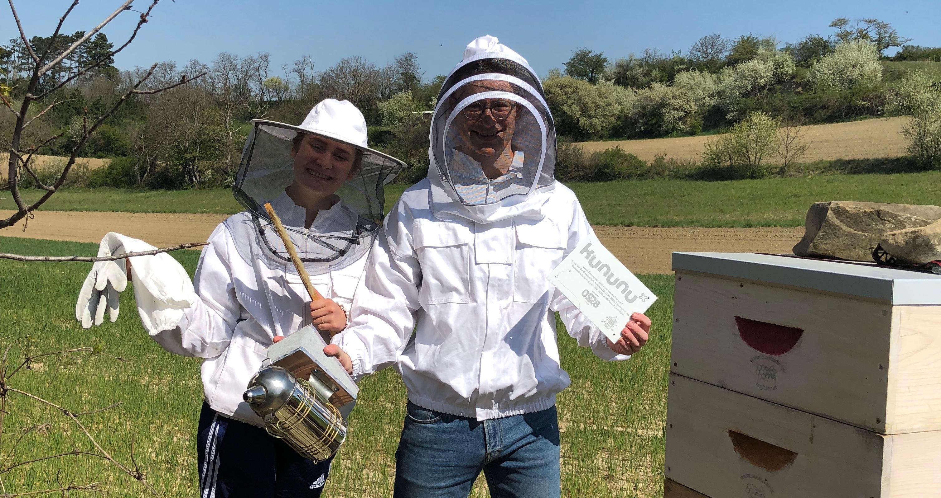 August 2019: Bionudeln, Bienen und Roller-Sharing